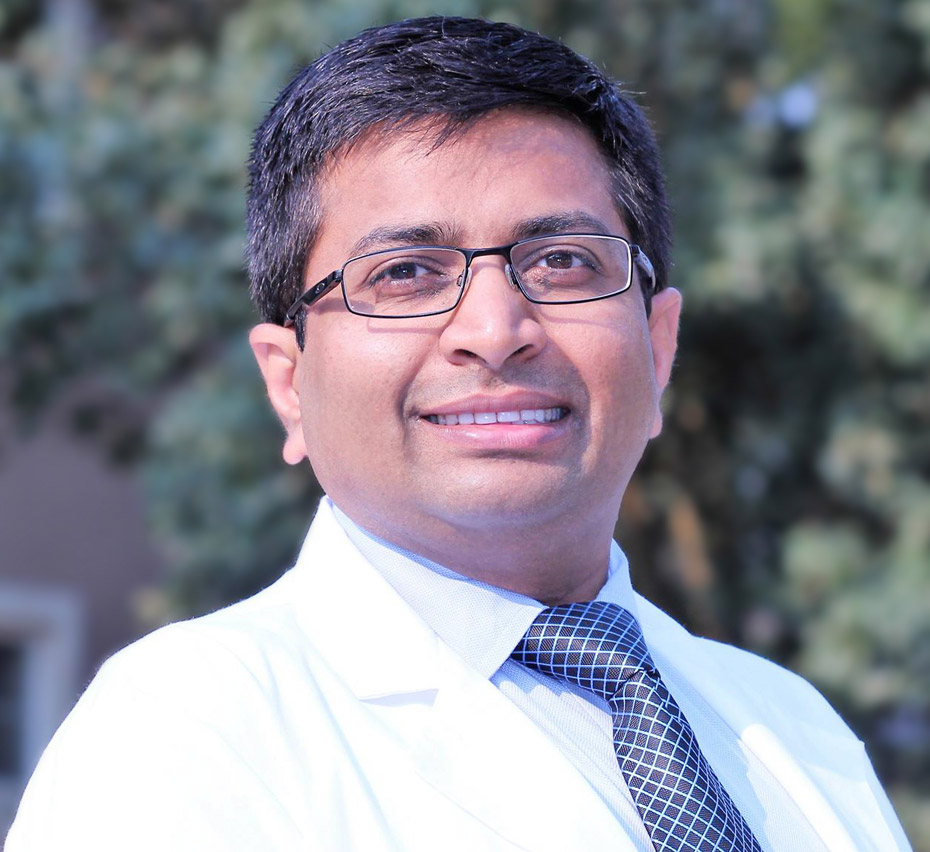 Dr. Ajay Patel - Dental Surgery (DDS)