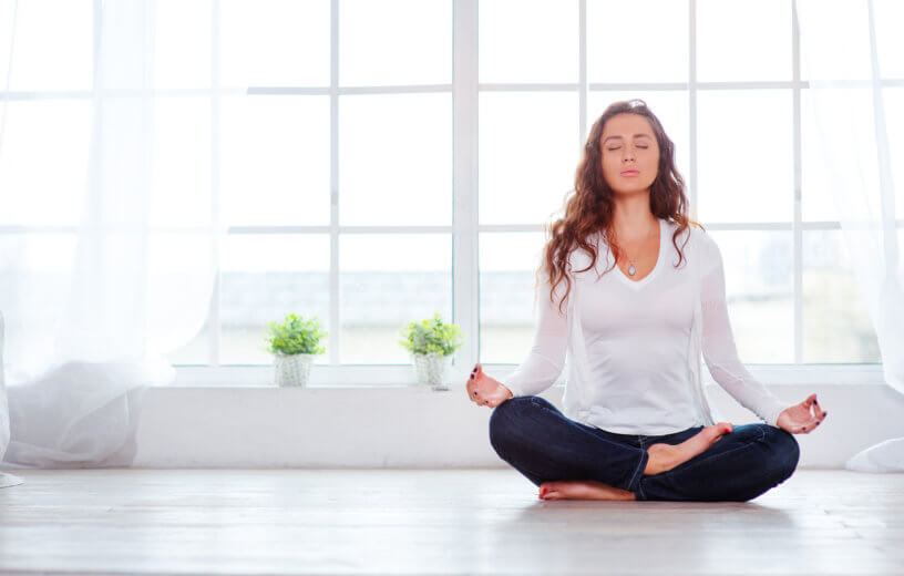 Meditation help you in dental phobia
