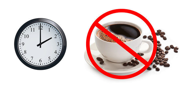 Avoid coffee in teeth whitening treatment