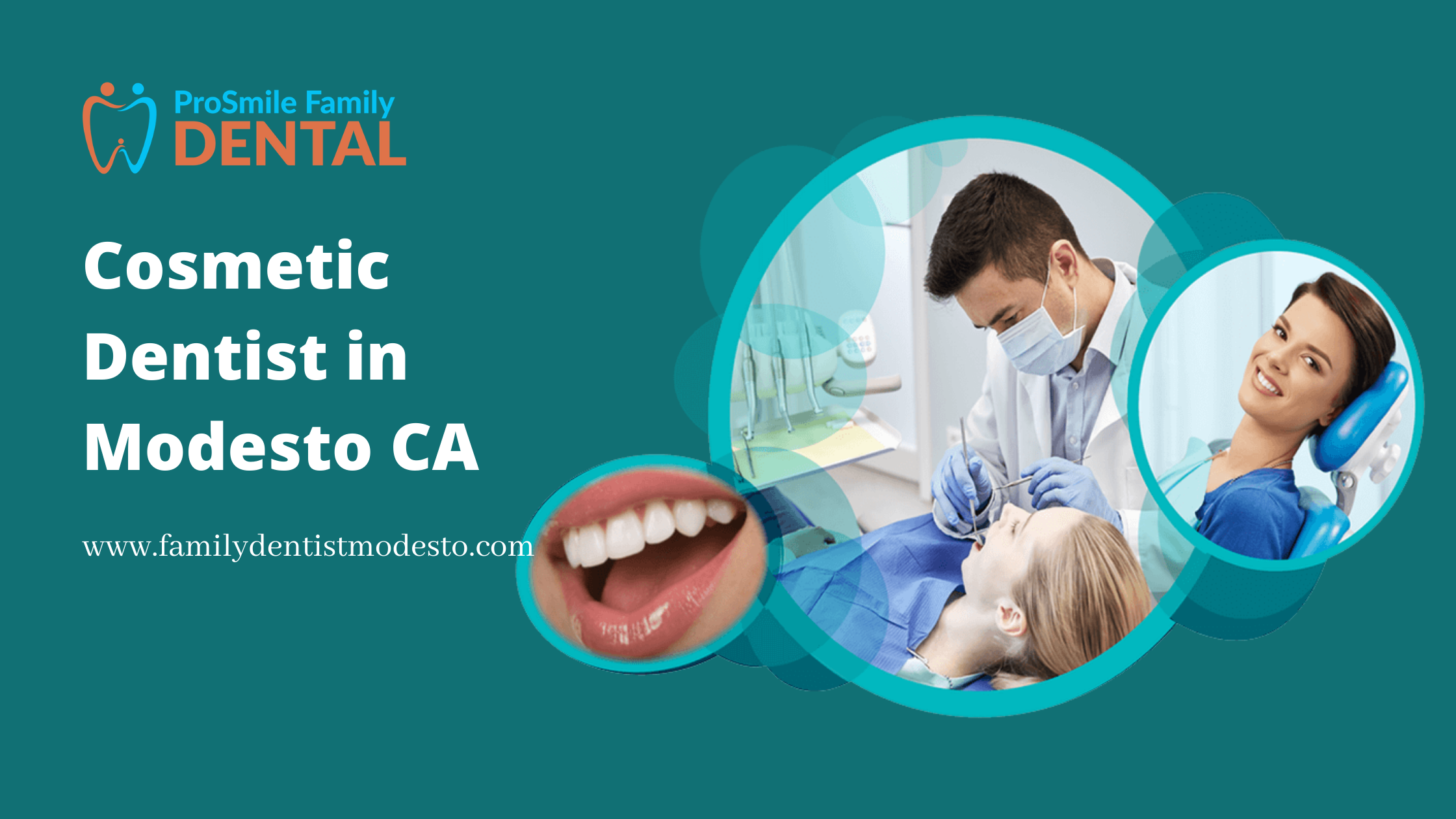 Cosmetic dentist in Modesto CA | Emergency dentist modesto